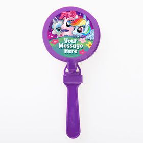 My Little Party Pony Personalized Clappers (Set of 12)