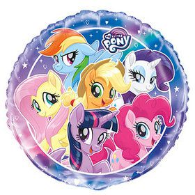 "My Little Pony 18"" Balloon (1)"