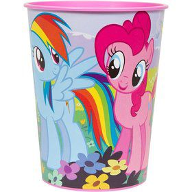 My Little Pony Friendship Magic 16oz Plastic Favor Cup