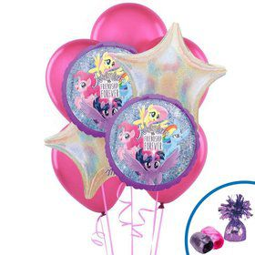 My Little Pony Friendship Adventure Balloon Bouquet