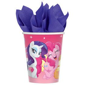 My Little Pony Friendship Adventures 9 Oz. Cup (8)
