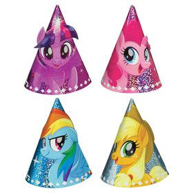 My Little Pony Friendship Adventures Party Hats (8)