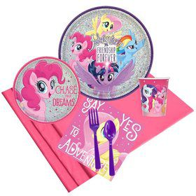 My Little Pony Friendship Adventures Party Pack for 8