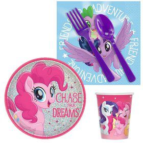 My Little Pony Friendship Adventures Snack Pack for 16