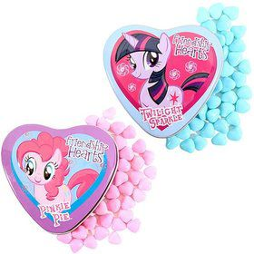 My Little Pony Friendship Candy Tin