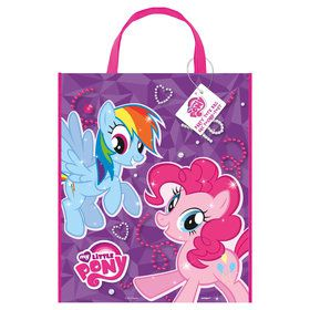 My Little Pony Party Tote Bag (Each)