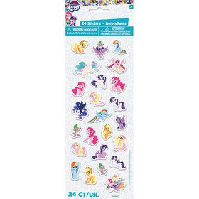 My Little Pony Puffy Sticker Sheet (1)