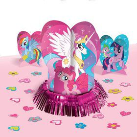 My Little Pony Table Decorating Kit (each)