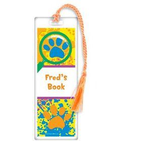 Mystery Dog Personalized Bookmark (each)