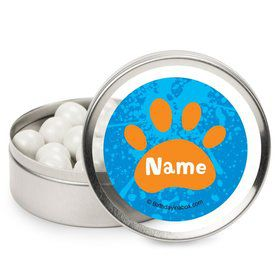 Mystery Dog Personalized Candy Tins (12 Pack)