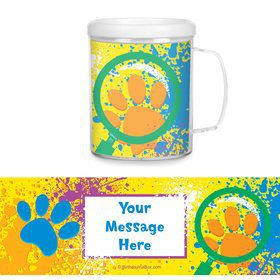 Mystery Dog Personalized Favor Mugs (Each)