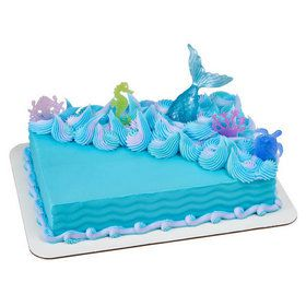 Mystical Mermaid Cake Decorating Set (1)