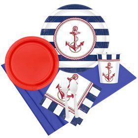 Nautical Party Pack for 8