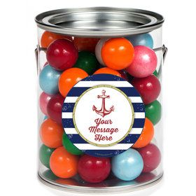 Nautical Personalized Paint Cans (6 Pack)