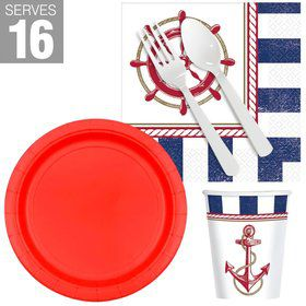 Nautical Snack Pack for 16