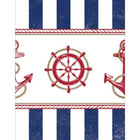 Nautical Table Cover