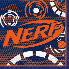 Nerf Lunch Napkins (16)