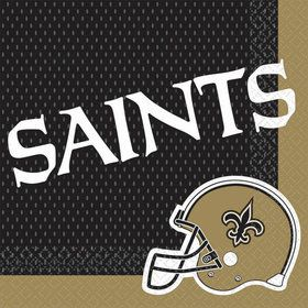 New Orleans Saints Lunch Napkins (16)