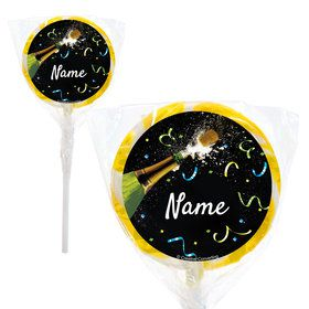 "New Years Pop Personalized 2"" Lollipops (20 Pack)"