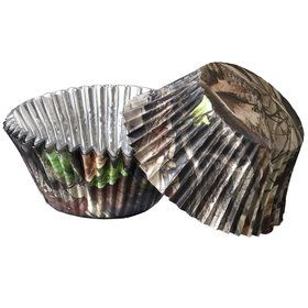 Next Camo Foil Cupcake Cups (36 Pack)