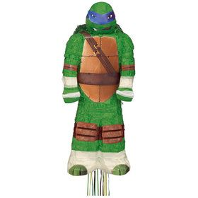 Nickelodeon Teenage Mutant Ninja Turtles Assorted Pull-String Pinata