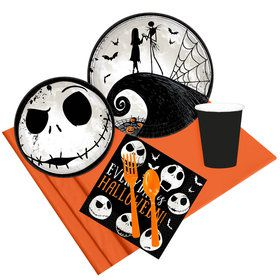 Nightmare Before Christmas Party Pack For 8