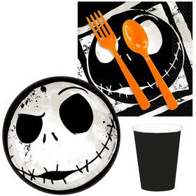 Nightmare Before Christmas Snack Pack For 16