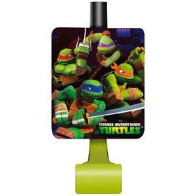 Ninja Turtles Blowouts (8 Count)
