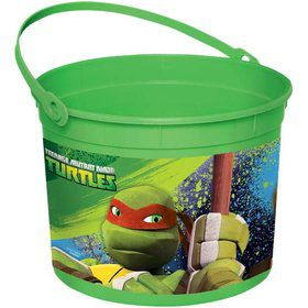 Ninja Turtles Favor Container (Each)