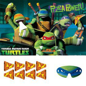 Ninja Turtles Party Game (Each)