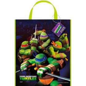 Ninja Turtles Tote Bag 13'' X 11'' (Each)