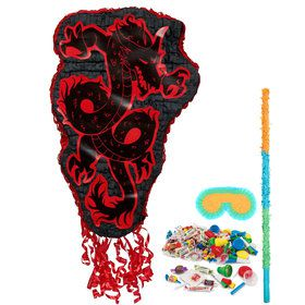 Ninja Warrior Pinata Kit