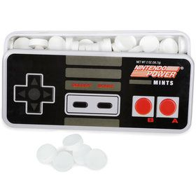 Nintendo Controller Candy Tin (Each)