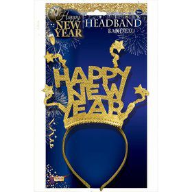 NYE Star Headband