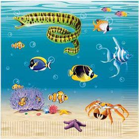 Ocean Party Napkins (16-pack)