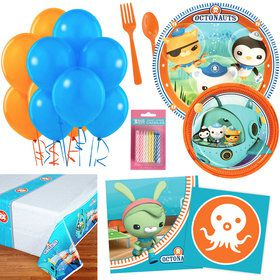 Octonauts Party Essentials Kit (Serves 16)