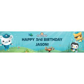 Octonauts Personalized Banner (Each)