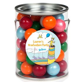 Oh The Places You'll Go Personalized Paint Cans (6 Pack)