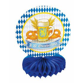 Oktoberfest Honeycomb Centerpiece