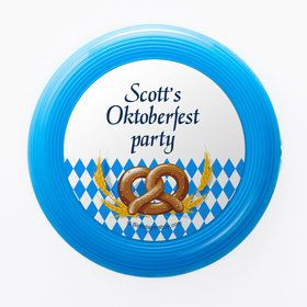 Oktoberfest Personalized Mini Discs (Set of 12)