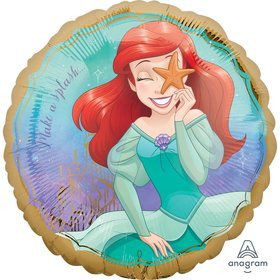"""Once Upon a Time Ariel 17"""" Foil Balloon"""