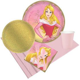 Once Upon a Time Aurora Party Pack for 8