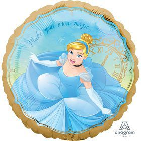 "Once Upon a Time Cinderella 17"" Foil Balloon"