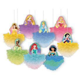 Once Upon A Time Deluxe Fluffy Princess Hanging Decoration