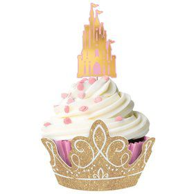 Once Upon A Time Glitter Cupcake Kit