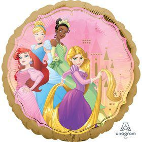 "Once Upon a Time Princess 17"" Foil Balloon"