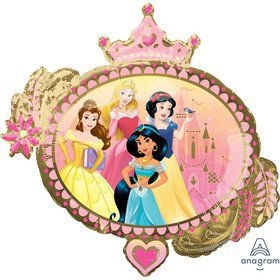 "Once Upon a Time Princess 34"" Jumbo Foil Balloon"