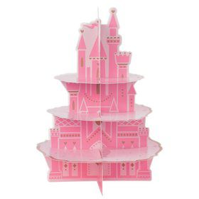 Once Upon A Time Princess Castle Treat Stand