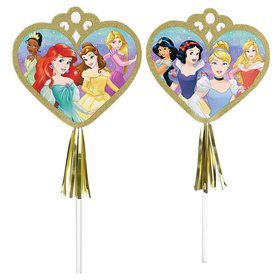 Once Upon A Time Princess Paper Wands (8ct)