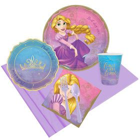 Once Upon a Time Rapunzel Party Pack for 8